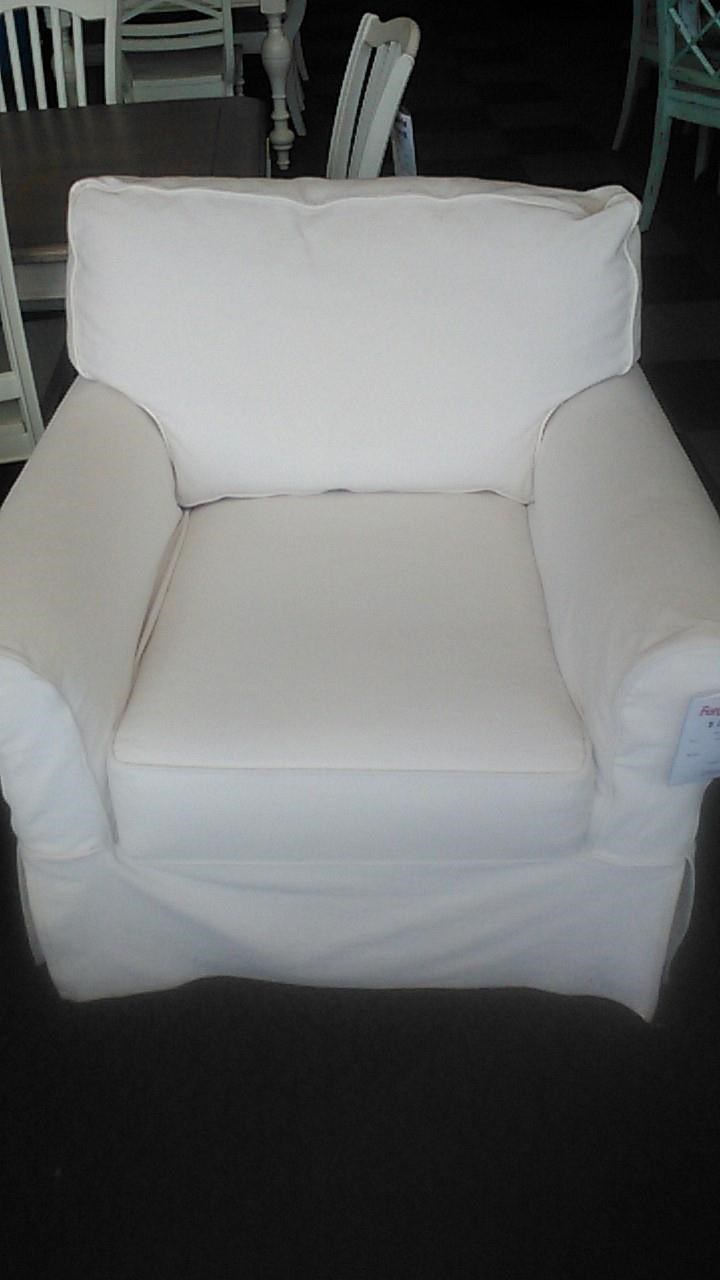 Slip Cover For Chair Nantucket Slipcover Chair By Rowe At Furniture Fair North Carolina