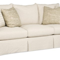 Sam Moore Carson Sofa Covers For Outdoor Sectional Traditional Skirted Three Over ...
