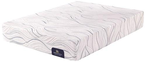 Serta Perfect Sleeper Carriage Hill Plush Queen Mattress
