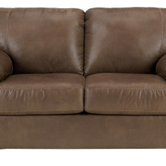 Amazon Sofa Set 5 Seater Sf And M Sofas Bedford Signature Design By Ashley Walnut 6750535 Loveseat With Pillow Arms