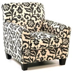 Floral Print Accent Chairs Medical Waiting Room Central Park Chair In Rotmans Upholstered