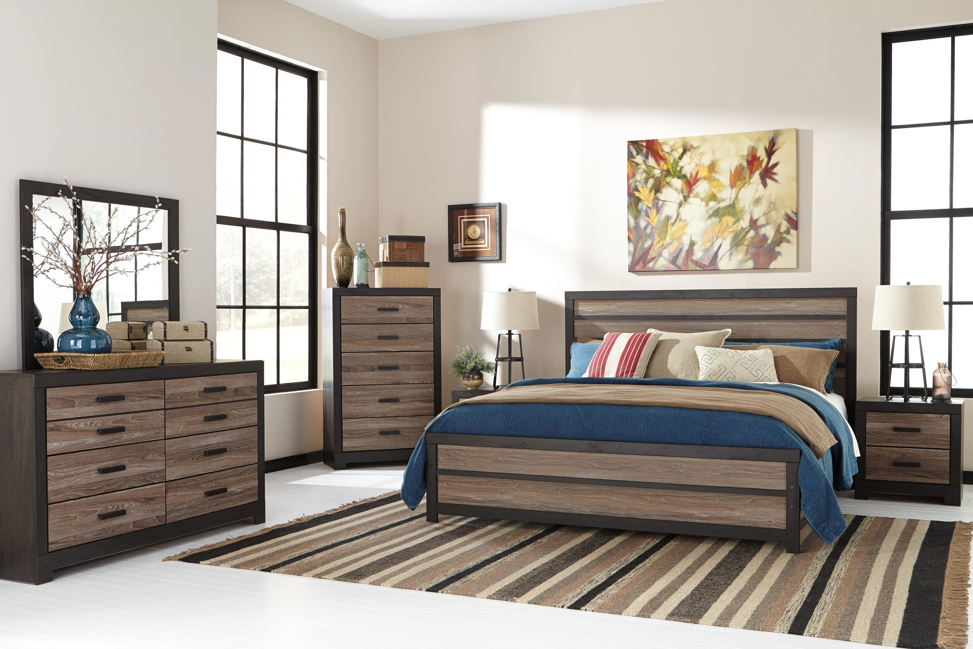 harlinton bedroom group by signature design by ashley