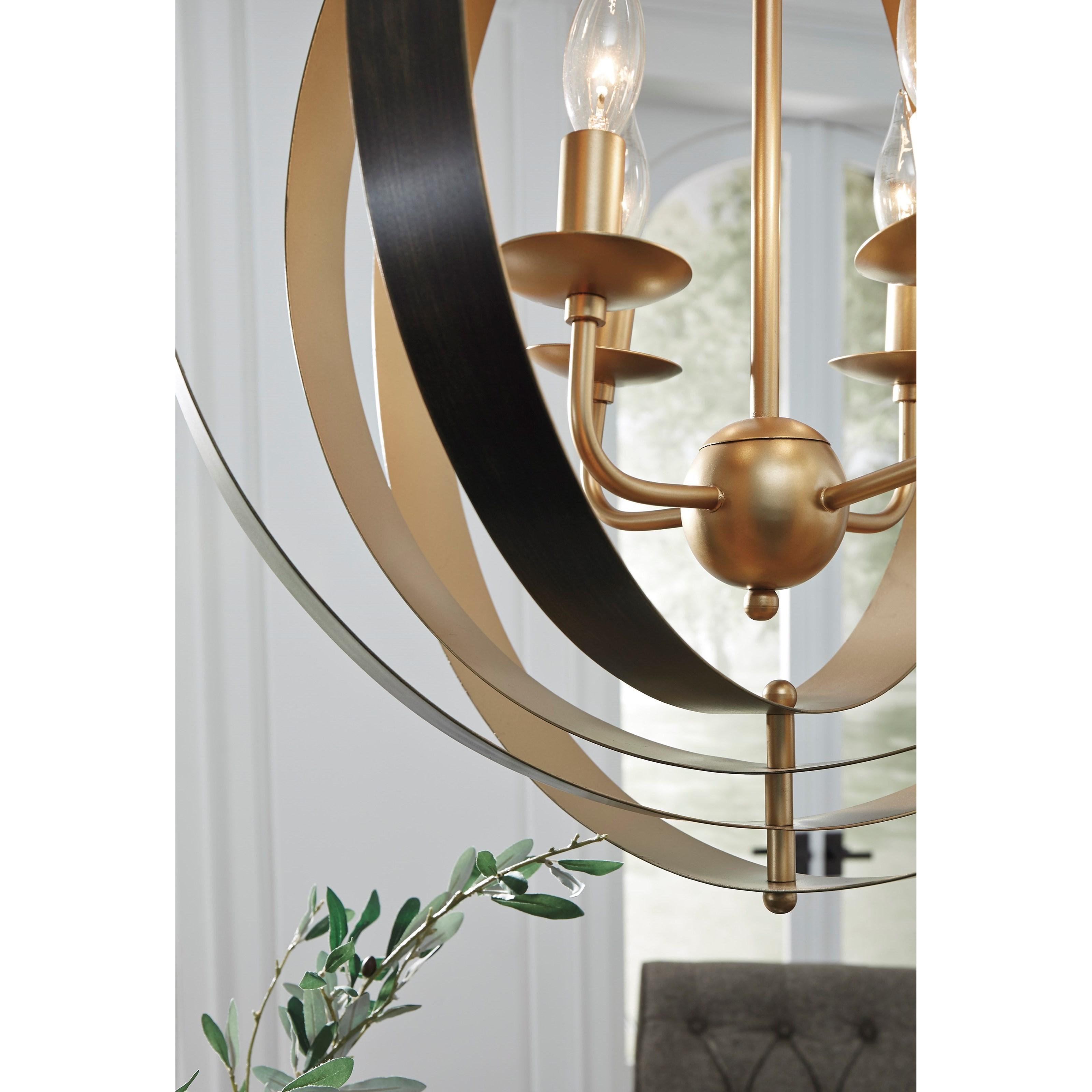 pendant lights makani black gold finish metal pendant light