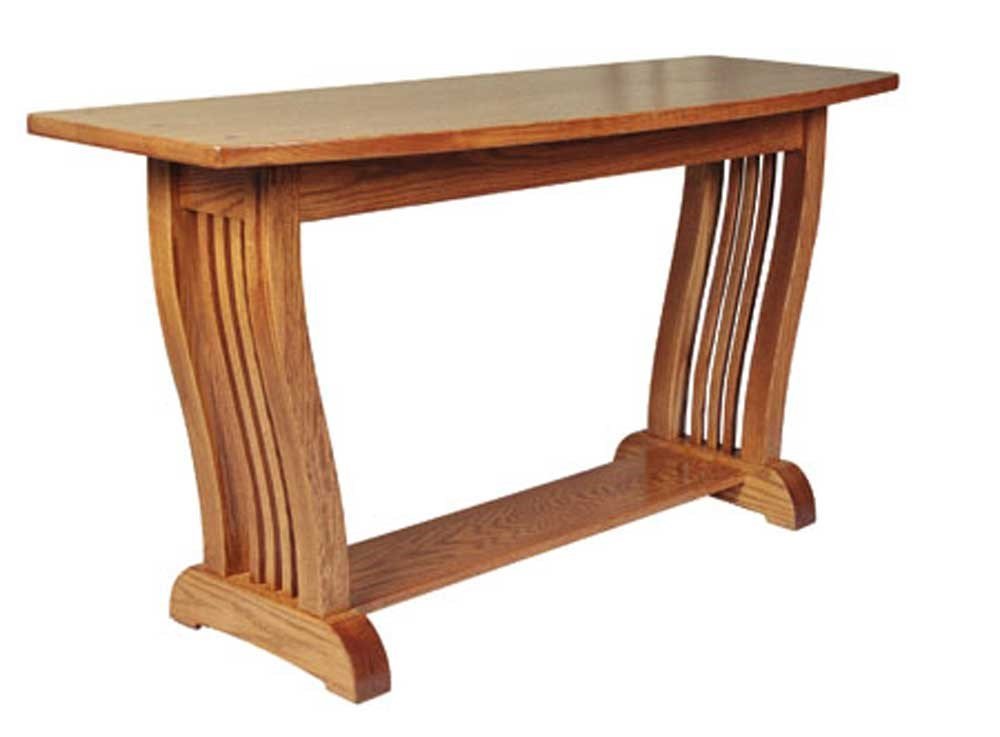 amish built sofa tables bed reddit simply royal mission table dunk bright furniture