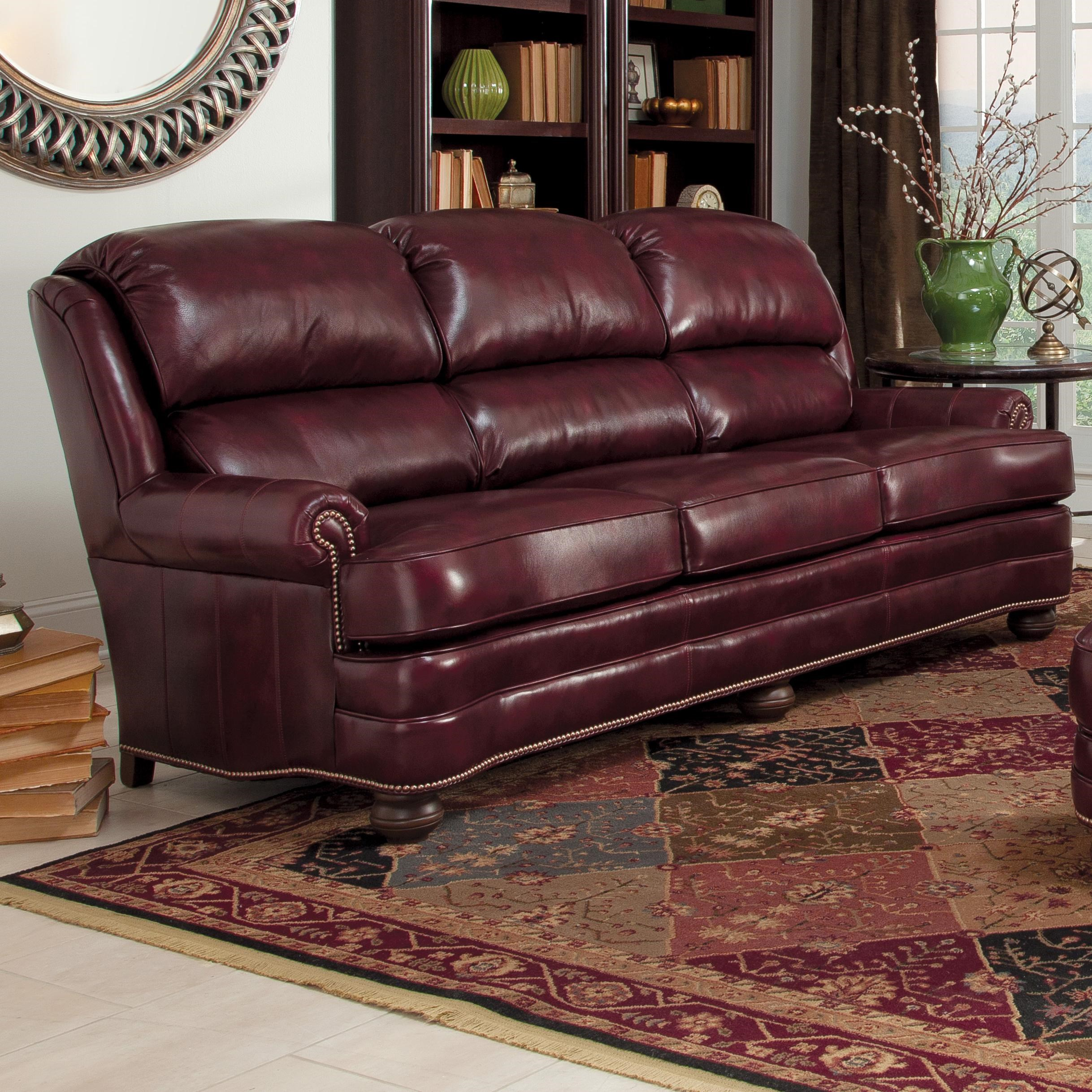living room furniture leather and upholstery modern lighting fixtures smith brothers 311 311l10 upholstered stationary sofa dunk bright sofas