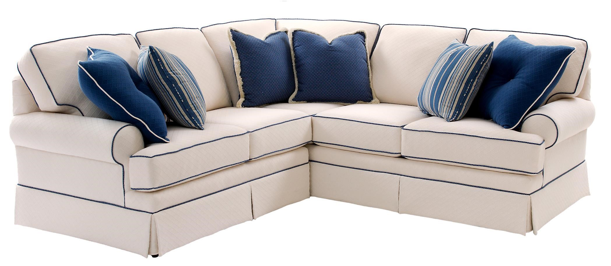 build sectional sofa alex sofalvi smith brothers your own 5000 series with rolled arms and skirt dunk bright furniture sofas