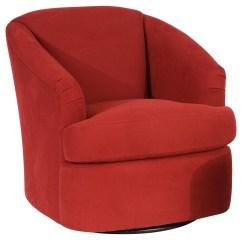 Barrel Swivel Chairs Upholstered Gaming Chair Target Smith Brothers Contemporary Brotherscontemporary