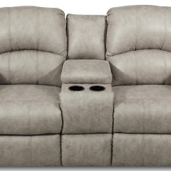 Recliner Chair Bed Fishing Very Southern Motion Cagney Comfy And Convenient Console Sofa With Reclining Chairs Cup Holders Ruby Gordon Home Sofas
