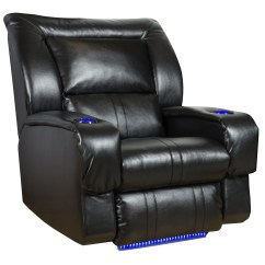 Wall Hugger Recliner Chair Lift Chairs Medicare Southern Motion Roxie With Led Lights Cup Holders