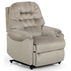 Power Lift Chair French Chairs For Sale Stanton 873 Traditional Tufted Recliner Gallery By