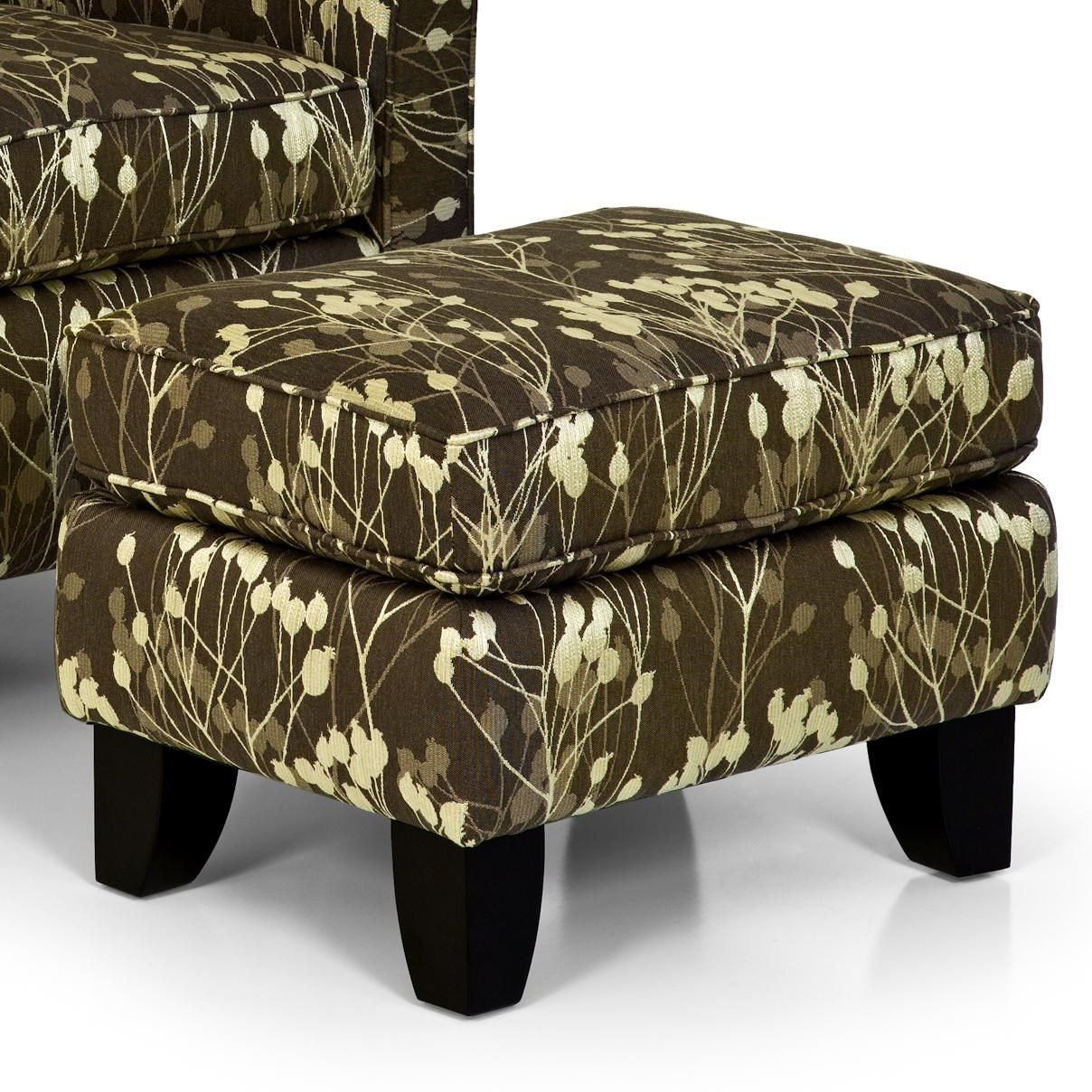 brown accent chair with ottoman green bay packers sunset home chairs and ottomans contemporary ottomansottoman