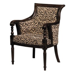 Upholstered Chairs With Wooden Arms Wedding Chair Covers Derry Accent Barrel Arm Nailhead Trim