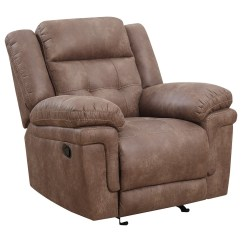 Glider Recliner Chair Leg Covers Anthony Reclining With Tufted Back Ruby Gordon Home Recliners