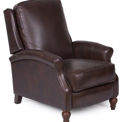 Synergy Recliner Chair Double Size Home Furnishings 1267 86 Leather Match 3 Way Push Back By