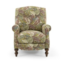 Synergy Recliner Chair One Kings Lane Chairs Home Furnishings 1588 86 Pushback With Turned 1588recliner