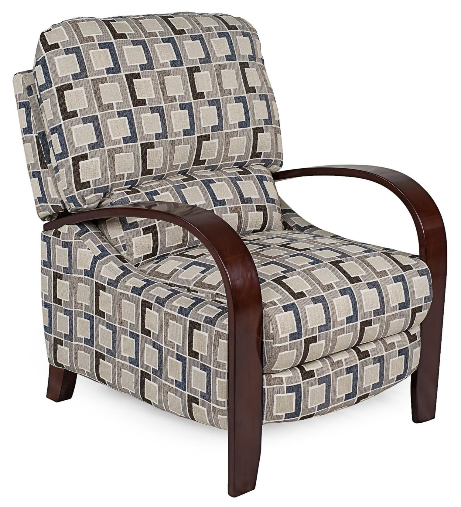 synergy recliner chair white covers home furnishings 997 86 contemporary with push 997recliner