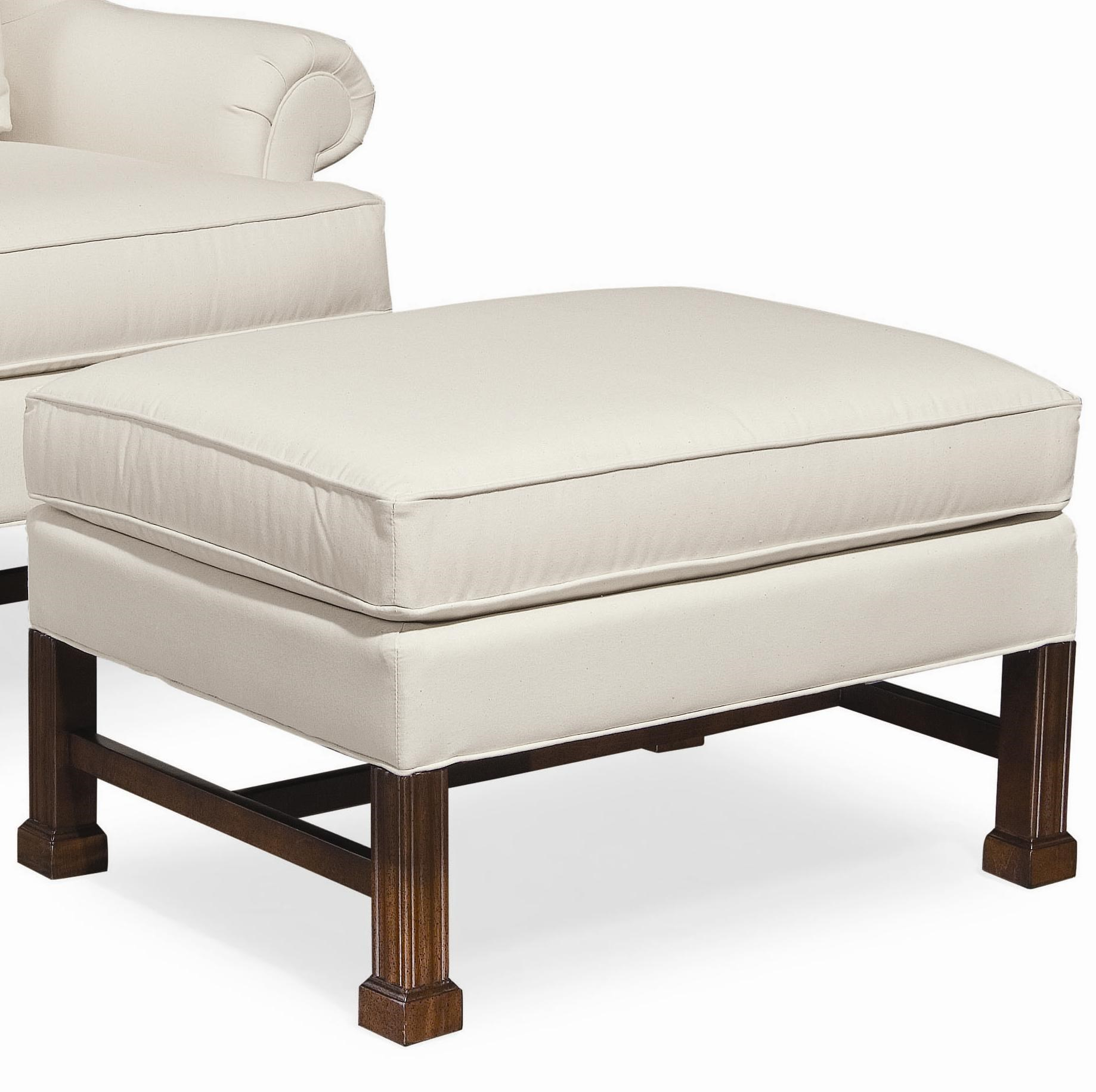 chairs and ottomans upholstered kitchen table sets with wheels thomasville jamison ottoman
