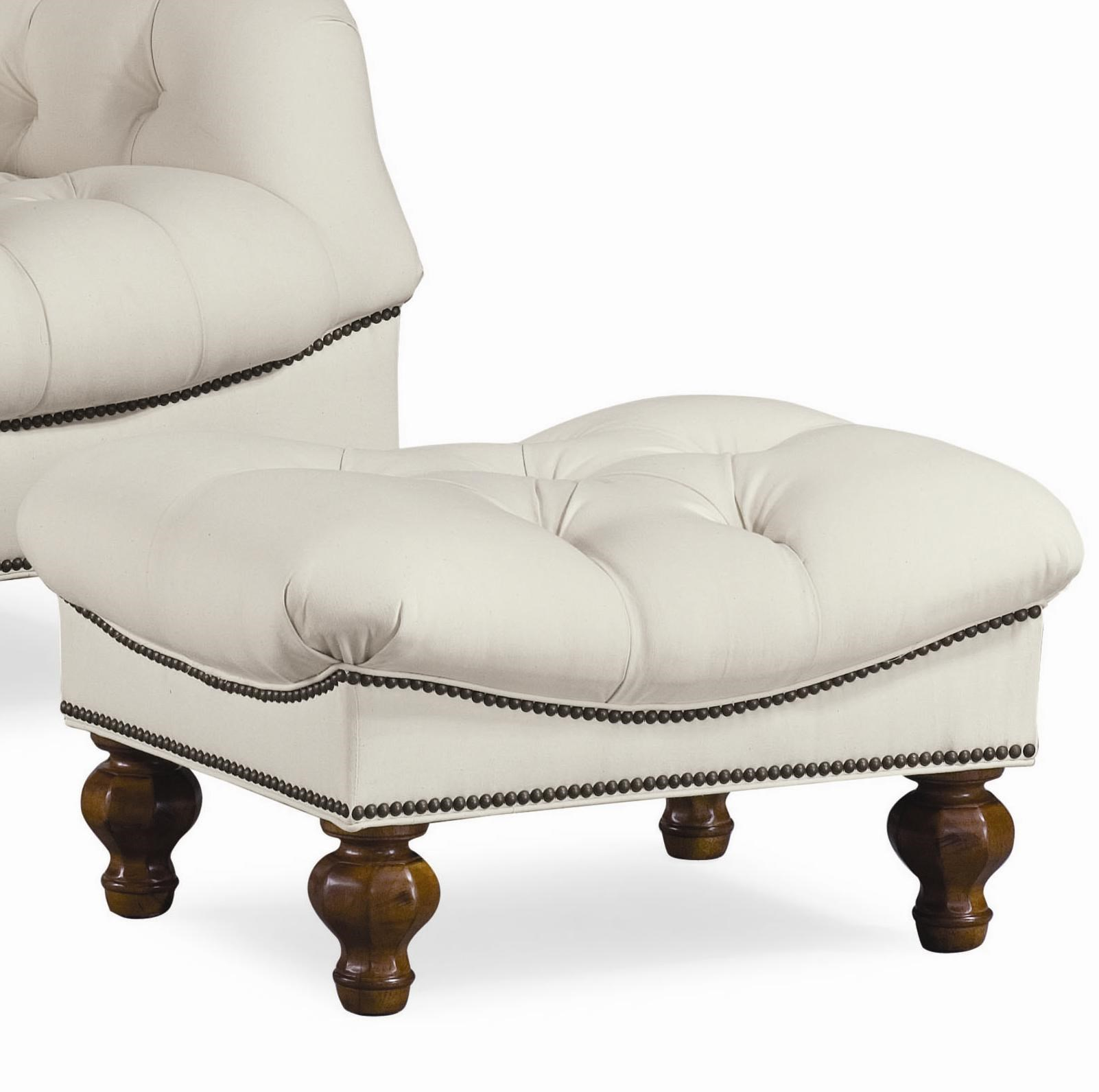 chairs and ottomans upholstered zero gravity chair indoor thomasville walden tufted seat ottoman