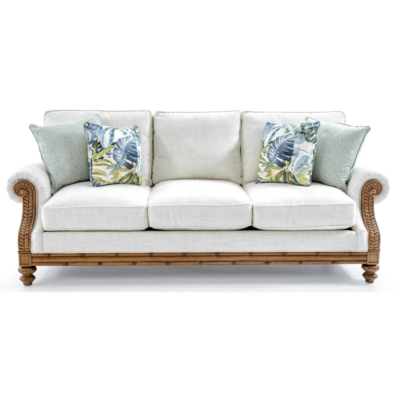 accent sofa air dream bed mattress tommy bahama home upholstery 7921 33 06 quick ship west upholsteryquick shore
