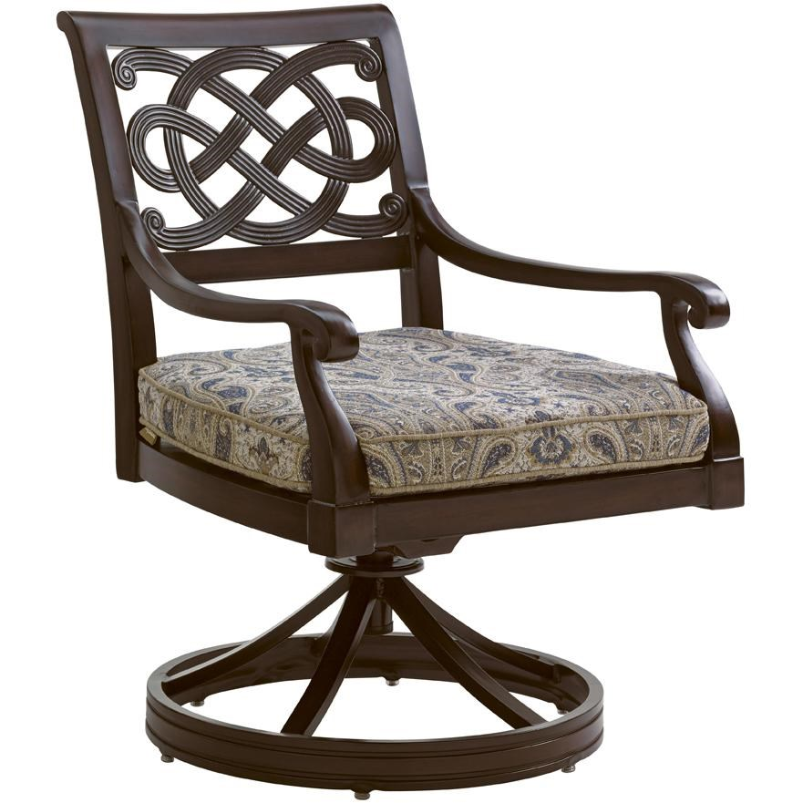 swivel rocker outdoor dining chairs www tommy bahama living black sands sandsoutdoor chair