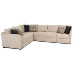 Sofas In Atlanta Gray Sofa Trisha Yearwood Home Collection By Klaussner Two Piece Power Hybrid Reclining Sectional With Laf Corner