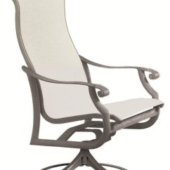 Outdoor Swivel Rocker Chair Old School Office Tropitone Montreux 710170 High Back With Home Montreuxswivel