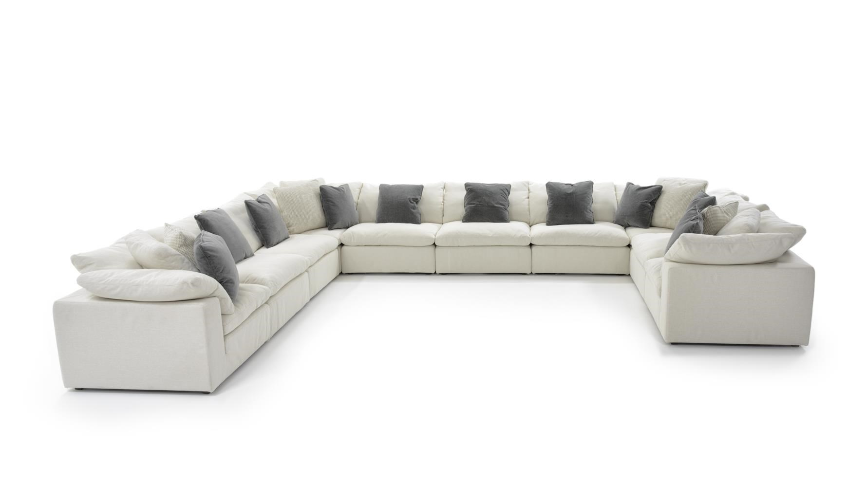 palmer sofa waterproof throw universal 6815 10 pc sect ten piece sectional group with thick track arms