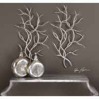 Silver Wall Decorations - Wall Decor Ideas