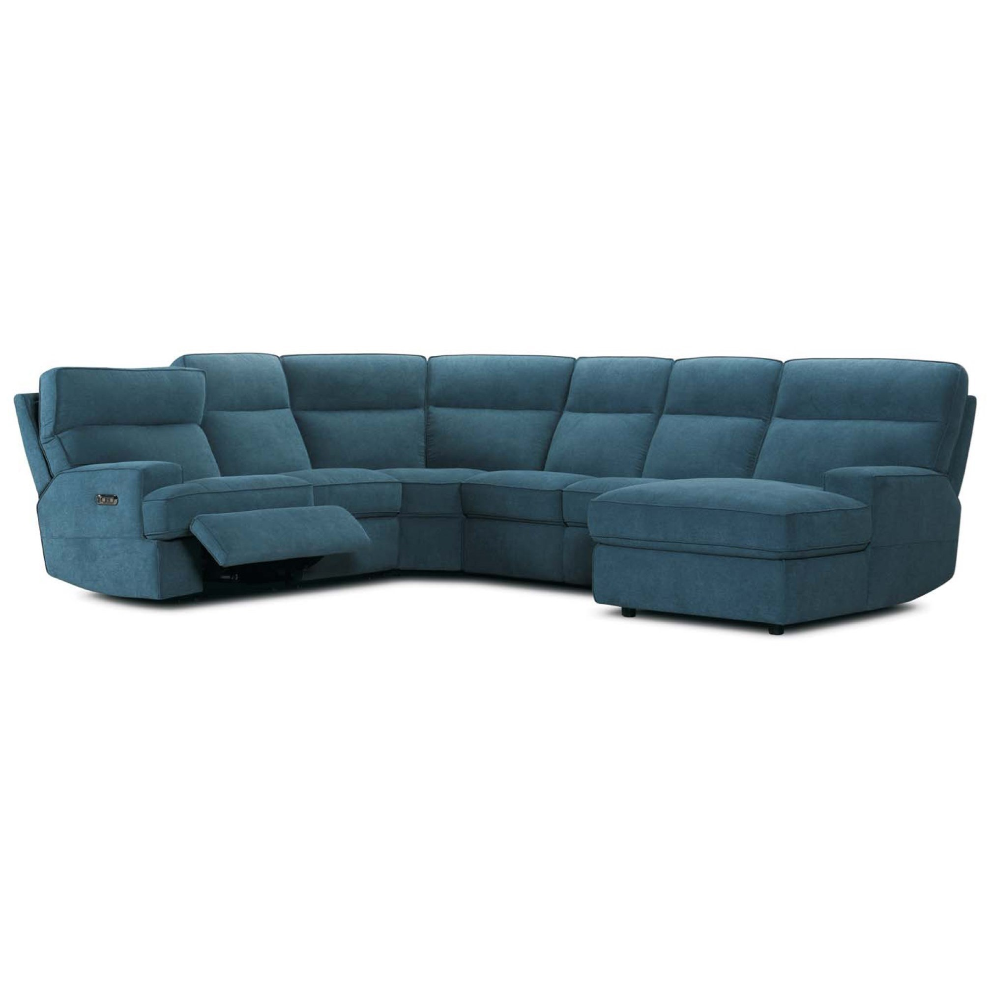 sectional sofas recliners rustic leather sofa recliner violino 32146 contemporary 6 piece power reclining chaise with 2 and headrests