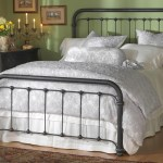 Wesley Allen Iron Beds Queen Braden Metal Bed Wayside Furniture Panel Beds