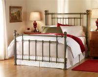 Wesley Allen Iron Beds Revere Iron Poster Bed - Wayside ...
