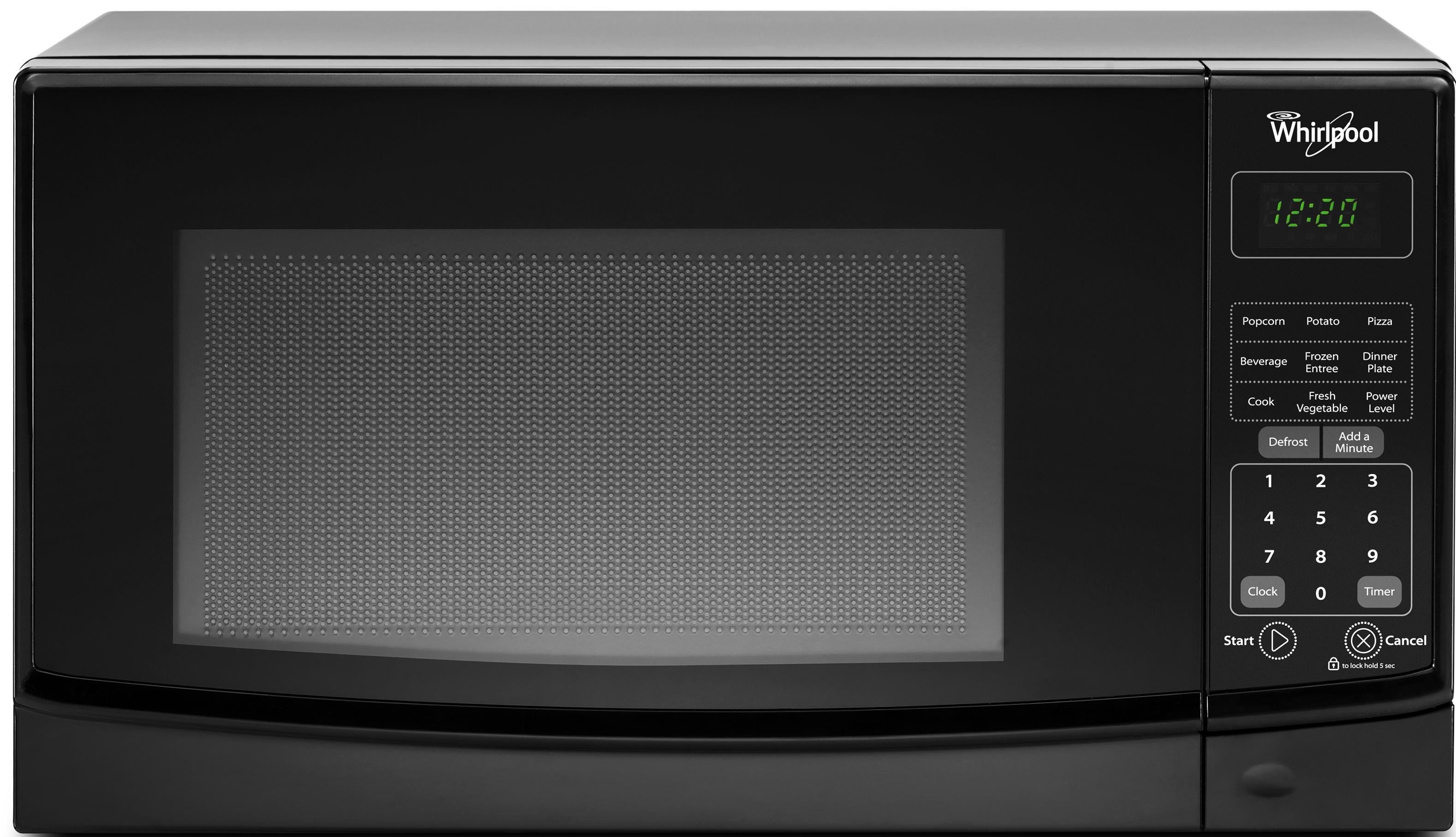 microwaves whirlpool 0 7 cu ft countertop microwave with 700 watts cooking power by whirlpool at furniture and appliancemart