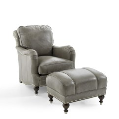 Leather Chair Ottoman Set Gothic Chairs Uk Whittemore Sherrill 239 Ott Traditional And