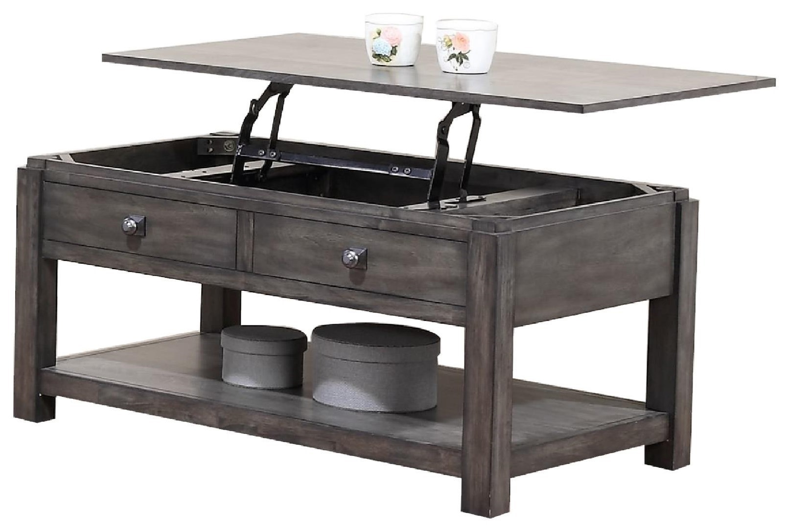 lancaster lift top coffee table