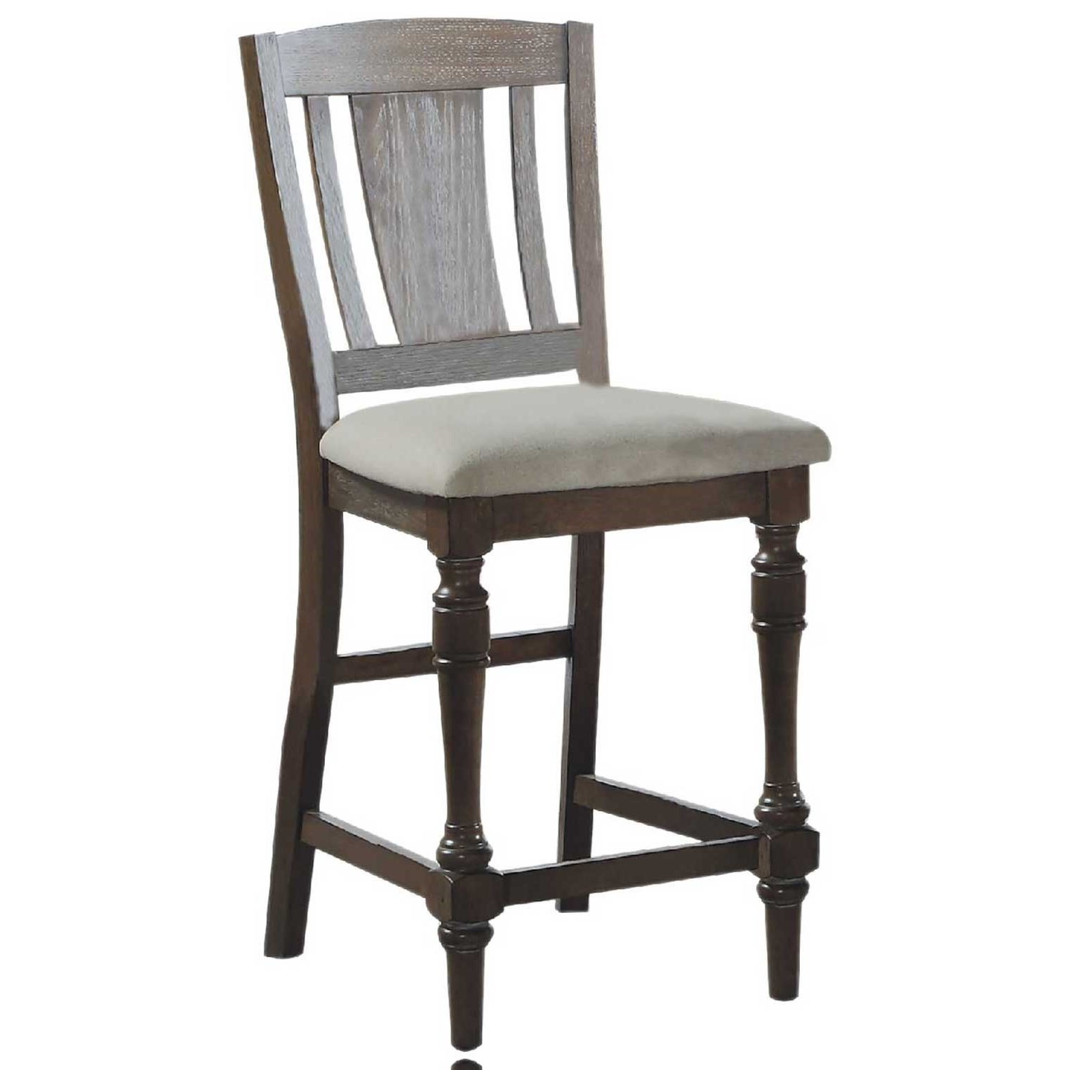 counter height chairs with back beach on the pictures winners only xcalibur slat barstool upholstered seat by