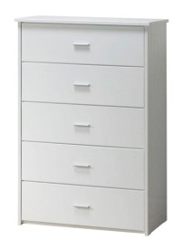 Acme Furniture Bungalow Casual Five Drawer Chest - Michael ...