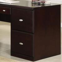 Acme Furniture Cape 92035 Espresso File Cabinet with Two ...