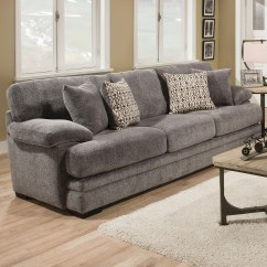 8642 Transitional Sectional Sofa With Chaise By Albany 8 Way Hand Tied Brands In Canada Sofas 911 3 Seater Large Rolled