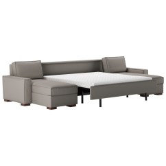 3 Sided Sectional Sofa For You With Two Chaise Limited Couch Double 2