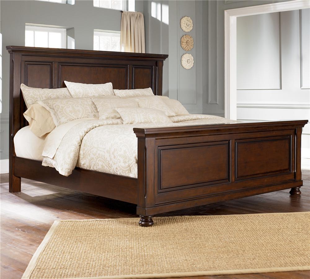 Ashley Furniture Porter King Panel Bed  Wayside Furniture