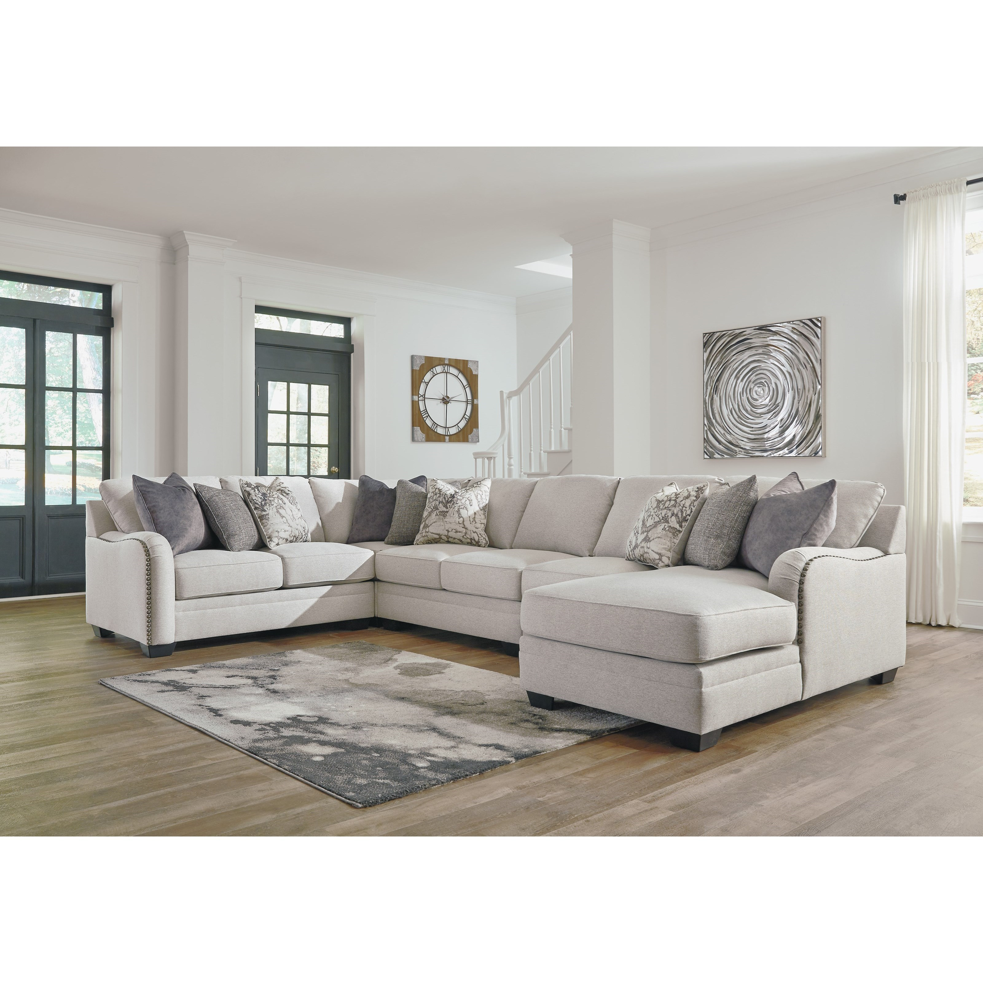 ashley furniture sectional sofa reviews sofascore tennis diretta sectionals sofas review home co