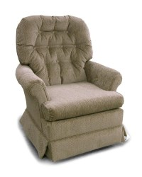 Marla Swivel Rocker Chair - Chairs - Swivel Glide by Best ...