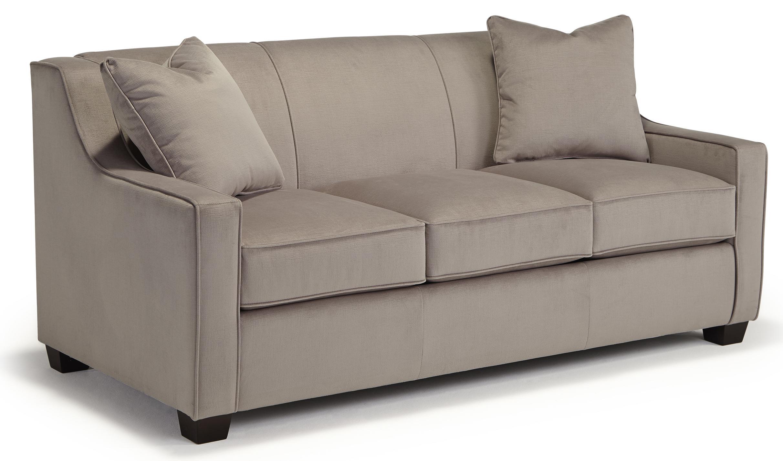 Best Home Furnishings Marinette Full Air Dream Sleeper