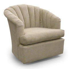 Barrel Swivel Chair Slipcover Wayfair Leather Recliner Best Home Furnishings Chairs Attica
