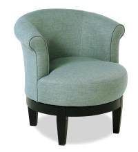 Chairs - Swivel Barrel Swivel Chair w/ Rolled Back ...