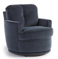 Best Home Furnishings Chairs - Swivel Barrel 2978 Skipper ...