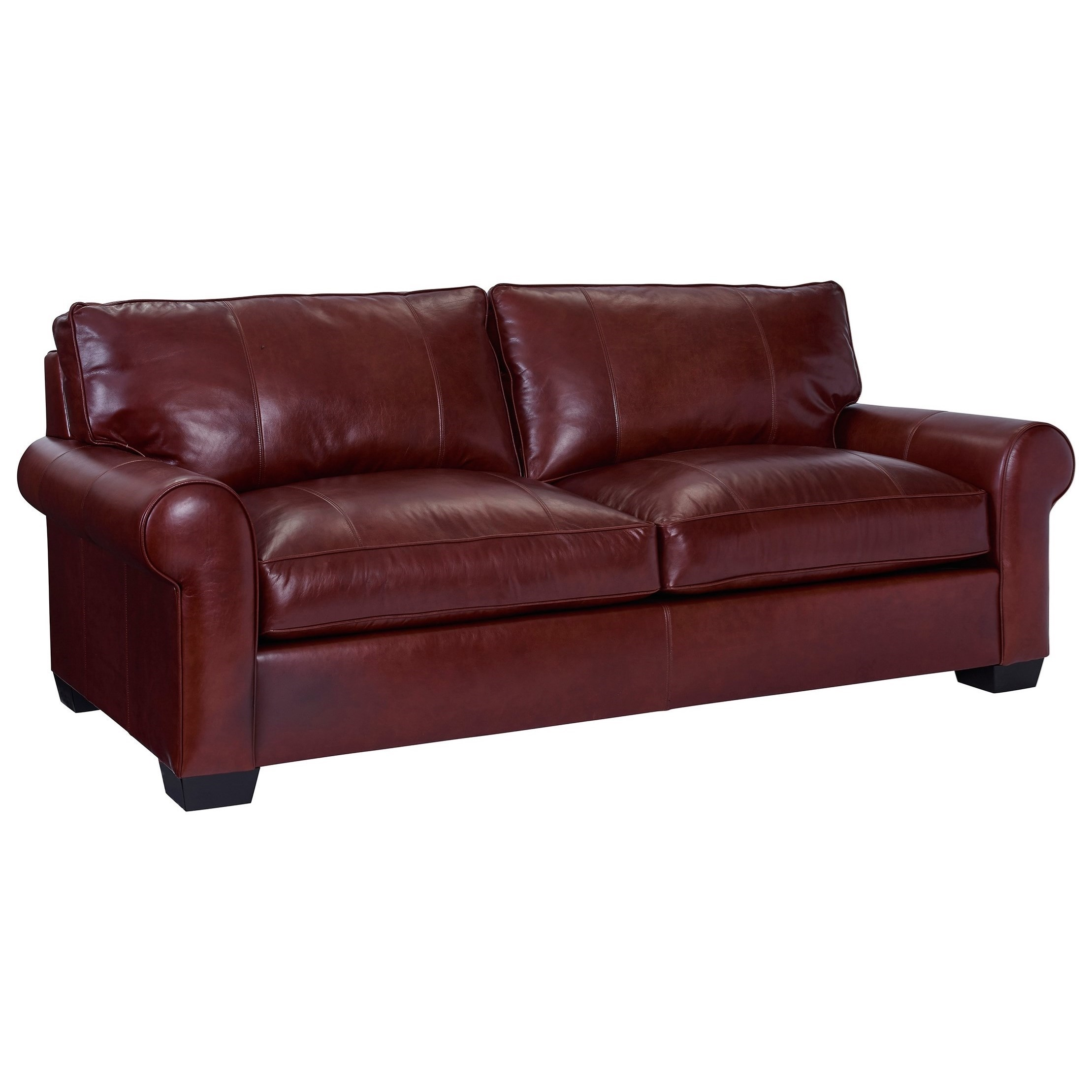 broyhill sleeper sofa wood furniture malaysia leather emily queen