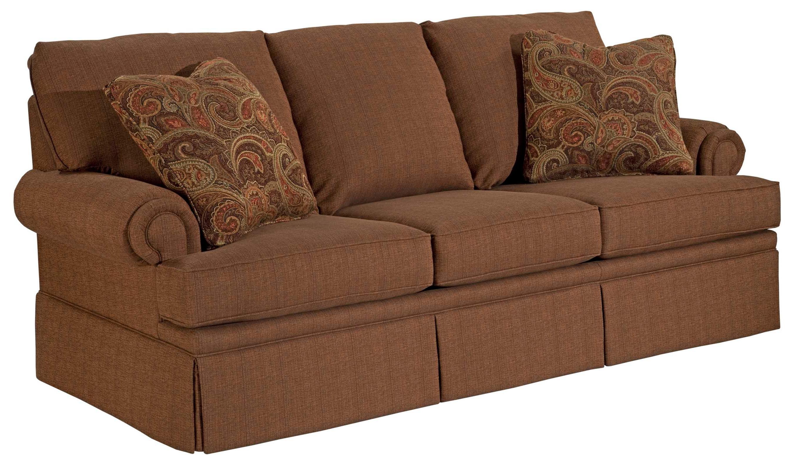 laramie sofa reviews bisectional broyhill sleeper fabulous