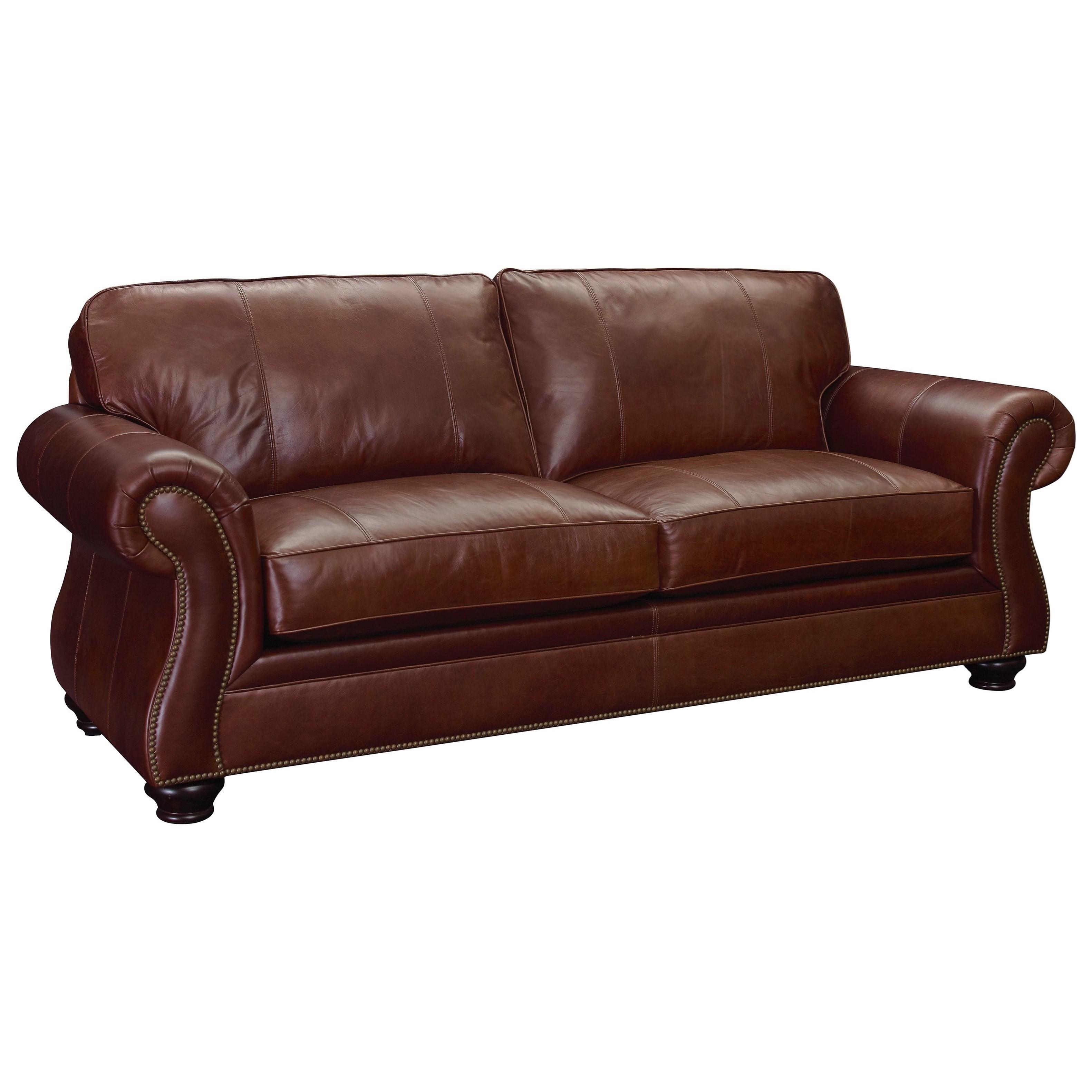 nailhead trim leather sofa set concepts cape town broyhill furniture laramie l5081 3