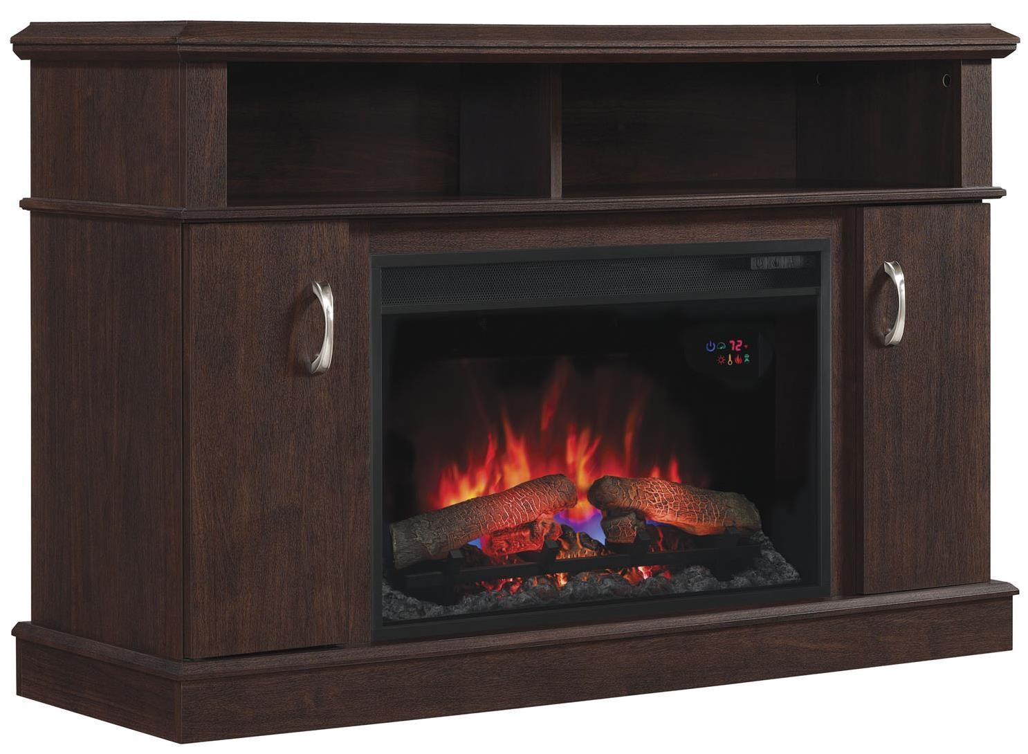 "ClassicFlame Dwell 26"" Media Fireplace Mantel"
